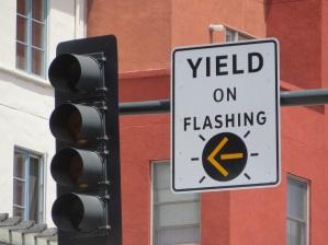 flashing-yellow