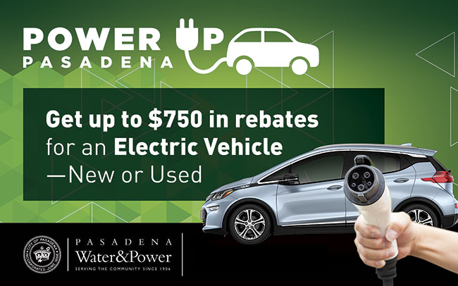 Residential Electric Vehicle and Charger Incentive Program